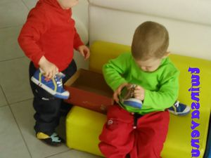 Chaussures Bopy et code promo Graine de Shoes