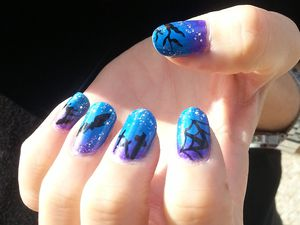 nailstorming this is halloween