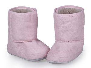 Chaussures fourrées bébé