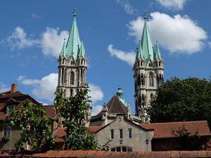 Une perle de l'ex-Allemagne de l'Est: Naumburg