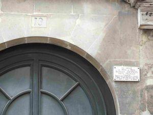 19 rue Mazarine