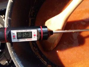 Caramel au beurre salé cliquer sur les photographies pour les agrandir