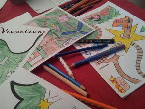 http://www.mrprintables.com/christmas-coloring-pages-for-kids.html