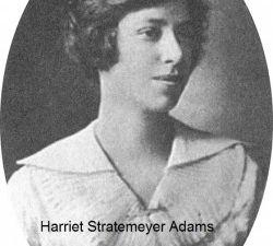 Les deux principales auteures d'Alice Roy = Caroline Quine. A gauche, Mildred Wirt Benson et à droite, Harriet Adams. Source: http://booknode.com/auteur/caroline-quine/photos