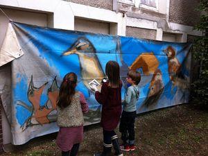&quot&#x3B;les oiseaux ont des ailes, les enfants des livres&quot&#x3B;...