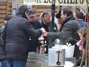 La Raviole Aux Truffes Du Tricastin à Saint-Paul-Trois-Châteaux (Drôme 26)