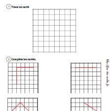 Figures géométriques CP