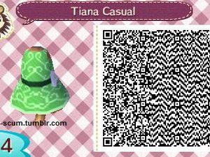 Tiana - la princesse et la grenouille