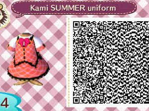 Kami summer uniform