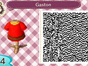 La belle et la bête: Gaston