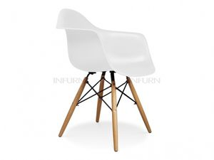 Chaise DSW et Chaise DAW  - Infurn - Designer : Charles & Ray Eames (1948)