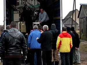 L'ARASFEC envoie un camion en Lituanie, en partenariat avec AIMA