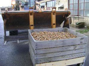 Un camion d'aide matérielle et médicale pour la Lettonie