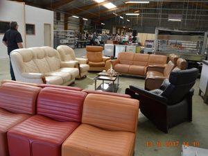 Quelques images du mobilier et matériel professionnel : le Hangar PRO vous accueille tous les lundi, mardi, jeudi et samedi de 10h à 17h.