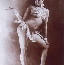 Joséphine Baker , femme d'honneur