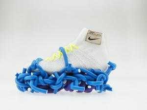 La chaussure d'un avenir proche