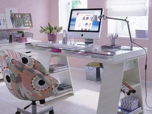 Inspirations «mon petit espace de travail à la maison»