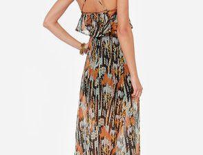 """Mon amour pour les """"maxi dress"""" grandit de saison en saison depuis que j'ai découvert le site www.lulus.com MERCI Manuela &#x3B;)"""