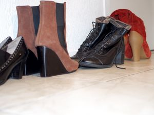 Geox / Scholl / American Retro / Jeffrey Campbell / Geox