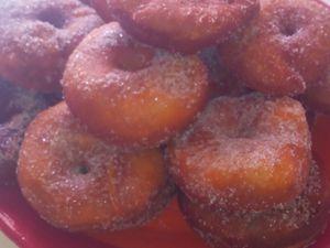 donuts soooo hummm!!!