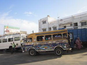 Sénégal et GPS