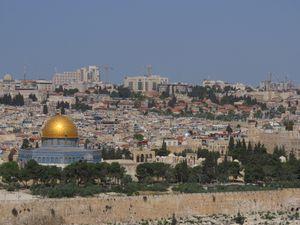 Encore quelques images de Jérusalem