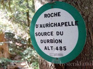 Nos geocaching dans les Vosges [vacances d'été 2015]