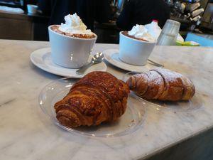 Italian coffee in NYC