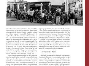 C'était chez Raymond, article in Place Publique, janvier-février 2013