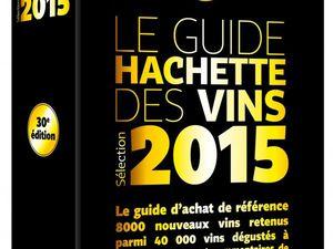 Château Réal Caillou 2011, 2 Etoiles au Guide Hachette
