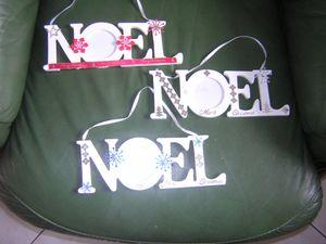 nouvelles boules de Noel et autres déco