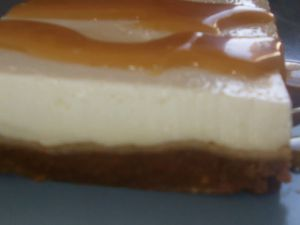 Cheesecake au philadelphia (sans cuisson)