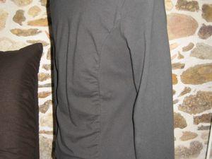 Veste noire MEXX molleton