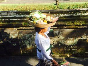 Retour sur Bali