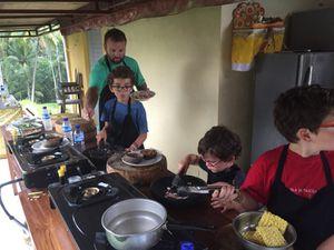 Prêts pour Master Chef façon indonésienne !