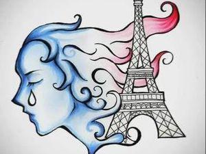 et Paris pleure avec Bruxelles