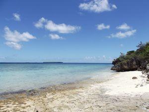 D'un coin à l'autre de l'île....