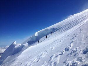 Ascension facile du Mont Blanc avec les Villages People
