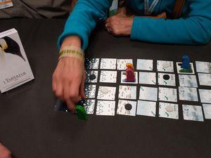 Voici les jeux auxquels nous avons joué avec Bruno notre bénévole (oui vous allez le voir souvent)