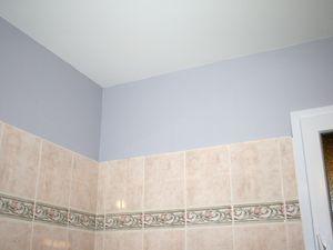 Du blanc dans la salle de bain