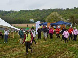 Ultra trail de la Brie des Morins et &quot&#x3B;Village nordique Bien-être&quot&#x3B;....Les photos !