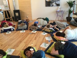 Atelier Bougies auriculaires et relaxation