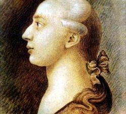 Prince Charles Joseph de Ligne  (1735 - 1814)                                Cazanova (1725 - 1798)