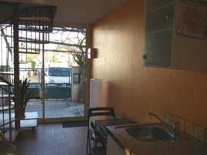 Transformation d'un garage en studio