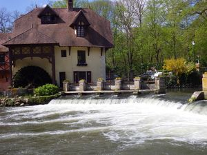 Le Moulin de Fourges