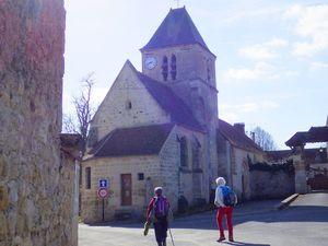Eglise de Le Perchay (ph Josiane)