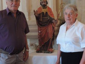 Saint Martin à Bizeneuille