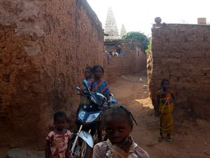 Le pays Senoufo