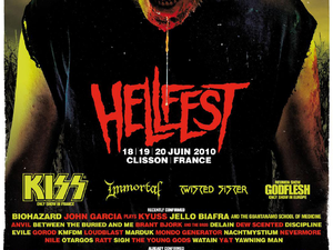 Hellfest: 15 ans d'histoire.