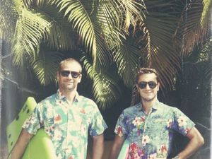 Francis &amp&#x3B; Jason : the endless summer en 309 GTI
